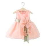 Vestido Festa Infantil Anos Loja Do Som Shopping