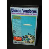 Vhs   Discos Voadores  Cbpdv