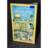 Vhs   National Geographic   Jerusalém Além Das Muralhas