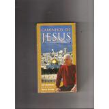 Vhs Caminhos De Jesus   Cid Moreira Visita A Terra Santa