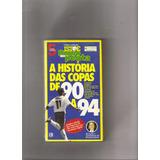 Vhs Istoé Rumo Ao Penta  A História Das Copas De 90 A 94 Nº5