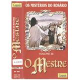 Vhs Misterios Do Rosario  o Mestre   Original