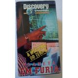 Vhs Planeta Em Furia A Maquina Do Tempo Discovery Channel