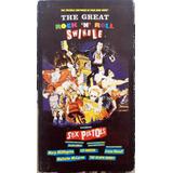 Vhs Sex Pistols   The Great Rock  n  Roll Swindle   Raro