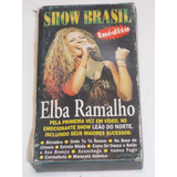 Vhs Show Brasil Elba Ramalho Ao Vivo