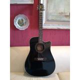 Violão Folk Takamine Eg 531 C Regulado Por Luthier