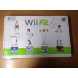 Wii Fit Na Caixa