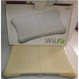 Wii Fit Original   Com Defeito