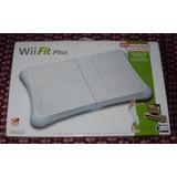 Wii Fit Plus Original Completo Na Caixa