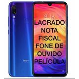 Xiaomi Redmi Note 7 Global 64 4gb Global   Capa  nota Fiscal