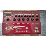 Yamaha Dg Stomp   Pré amp E Multi efeitos   Fonte Original