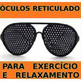 adbf52fa8bd9f Oculos Pinhole, Olhos   Loja do Som - Shopping, Música, Vídeos e ...