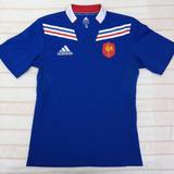Z18650 Camisa adidas Rugby França Home 12 13 M Fn1608 96901df04b065