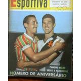 sll  Revista Manchete Esportiva  53 Vasco Fluminense Santos