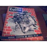 sll  Revista Manchete Esportiva N 152    Ano 1958