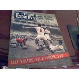 sll  Revista Manchete Esportiva N 154    Ano  1958