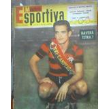 sll  Revista Manchete Esportiva N 36   Flamengo