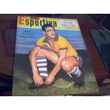 sll  Revista Manchete Esportiva N 38    Ano 1956