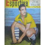 sll  Revista Manchete Esportiva N 38   Seleção Brasileira