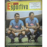 sll  Revista Manchete Esportiva N 64 Cariocas Pernambucanos