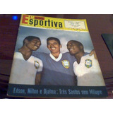 sll  Revista Manchete Esportiva N 72    Ano 1957