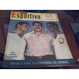 sll  Revista Manchete Esportiva N 74    Ano 1957