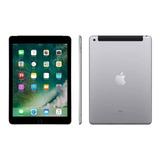 iPad Wi fi   Cellular Cinza Espacial 32gb Mp1j2bz a Novo