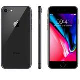 iPhone 8 Cinza Espacial 4 7   4g  64gb  12 Mp   Mq6g2br a