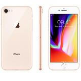 iPhone 8 Ouro 4 7   4g  64 Gb  12 Mp   Mq6j2br a